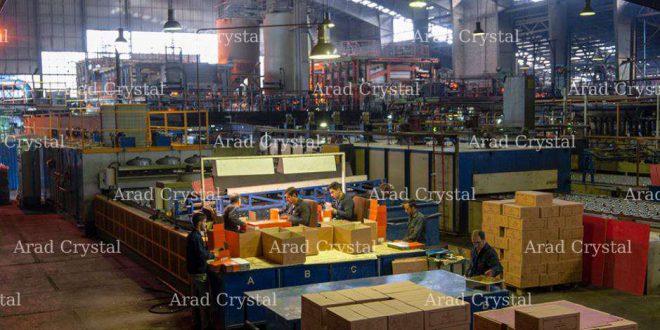 کارخانجات تولید بلور